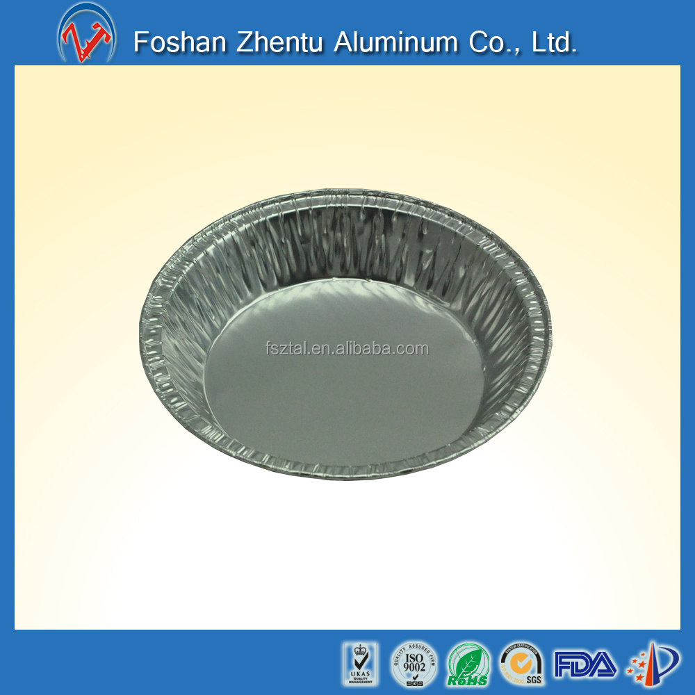 Various shapes 100ml,450ml,600ml, 750ml to 2400ml capacity disposable aluminum foil food container/tray/grilling tray