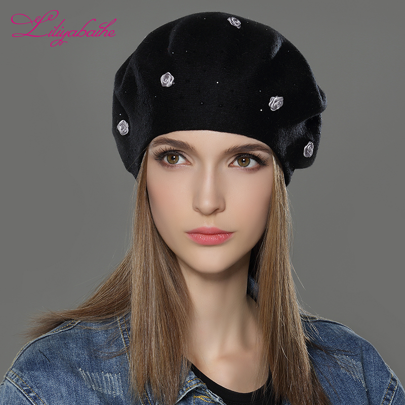 Knitted Cotton Beret Pattern Wholesale Cotton Beret Suppliers Alibaba