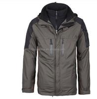 Outdoor 3 in 1 Mens Waterproof Jacket