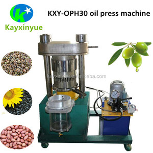 Hot sale Multi-functional plant oil extraction olive oil making machine