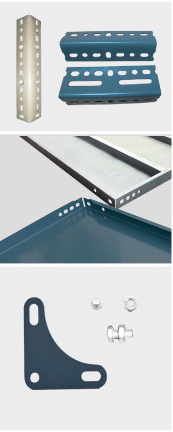 Angle Shelvings/slot Angle Rack Shelf,Angle Iron Rack,Angle Metal ...