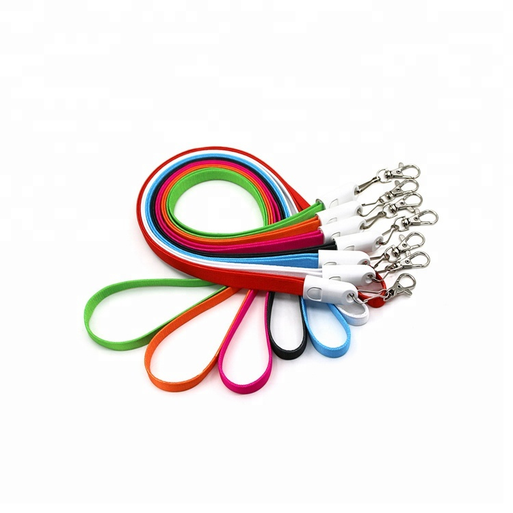 Design Lanyard Charging Promotion Kreatives USB-Kabel