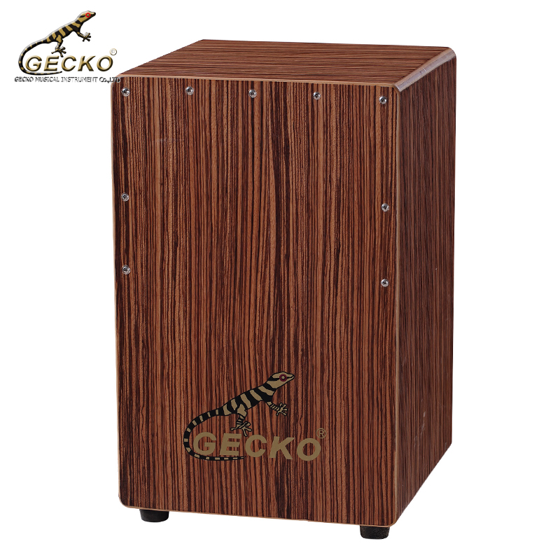Hand Made einzeln Jazz musical, cajon box trommel schublade Latin handgemachte percussion instrument