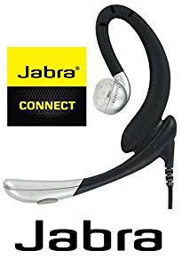 Jabra EarWave Corded Headset - Compatible with 3.5mm and 2.5mm Phones - Special Color Edition