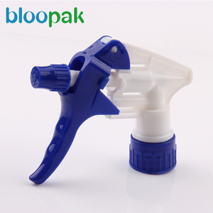 Factory sale various pump sprays chemical resistant trigger sprayer