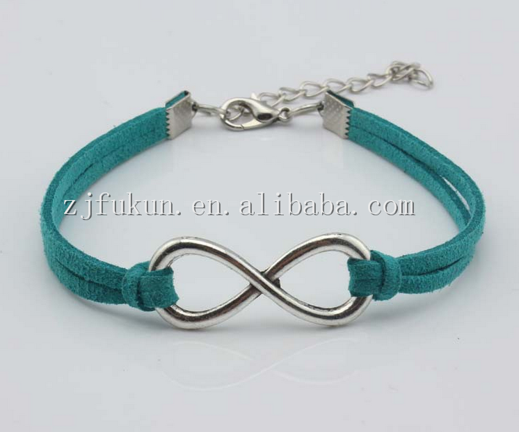 for name women infinity brand symbol sterling silver customized bracelet item personalized