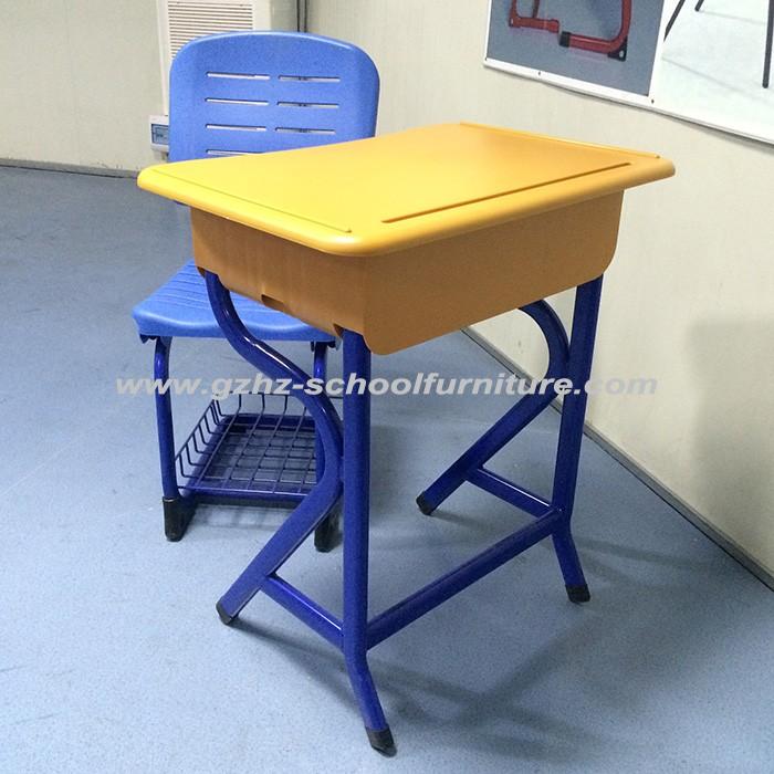 Assemble Unique Design Folding Plastic Study Table And