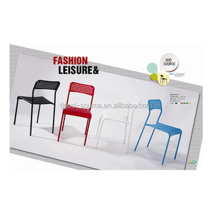 modern home indoor and outdoor polypropylene chair