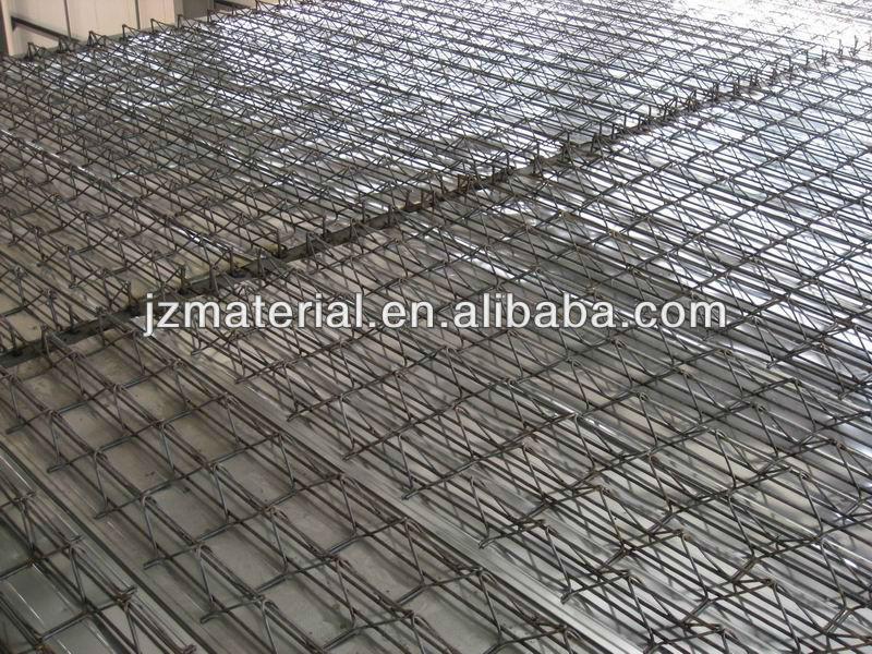 Manufacturer Steel Bar Truss Girder Slab Decking Sheet Td