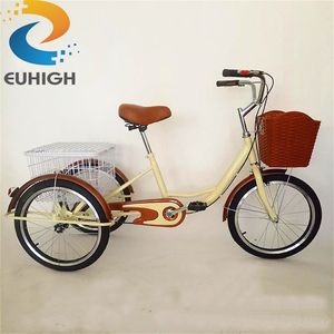 Hot sale adult tricycle/3 wheel bikes/trike for adult