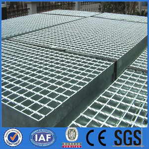 Metal Building Materials Industrial Perforated Safety Steel Grating