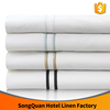 luxury hand embroidery bed sheet with high quality