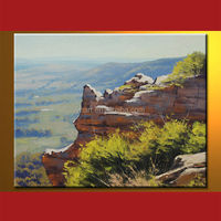 Wholesale colorful still life spray painting canvas art