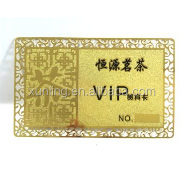 Manufacturer printing popular <strong>custom</strong> engraved silver metal business card