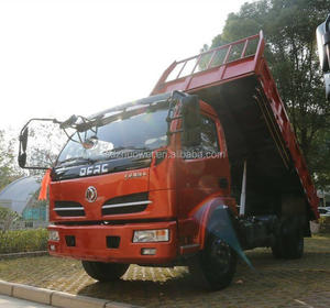 Hot milf dumper truck driver