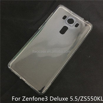 info for 360d5 1673d Soft Tpu Silicon Transparent Clear Case For Asus Zenfone 3 Deluxe  5.5/zs550kl - Buy Silicon Case For Asus Zenfone 3 Deluxe  5.5/zs550kl,Transparent Tpu ...