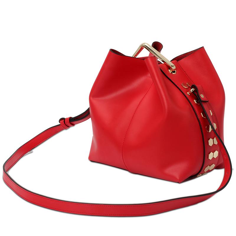 Luxury Ladies Leather Cross Body Bags Women Handmade Shoulder Bags ...