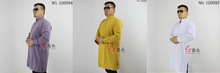 Hot selling stock islamic men clothing with good price
