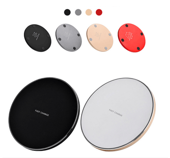 Newly Long Distance Oem Universal Mobile Phone Fast Qi Wireless Charger For Iphone 8 8Plus For Iphone X For Samsung S6S7S8