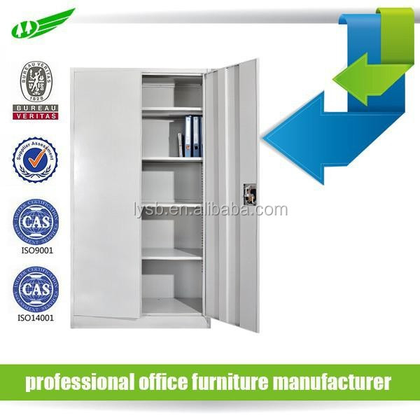 steel furniture design book and file storage iron cupboard cabinet