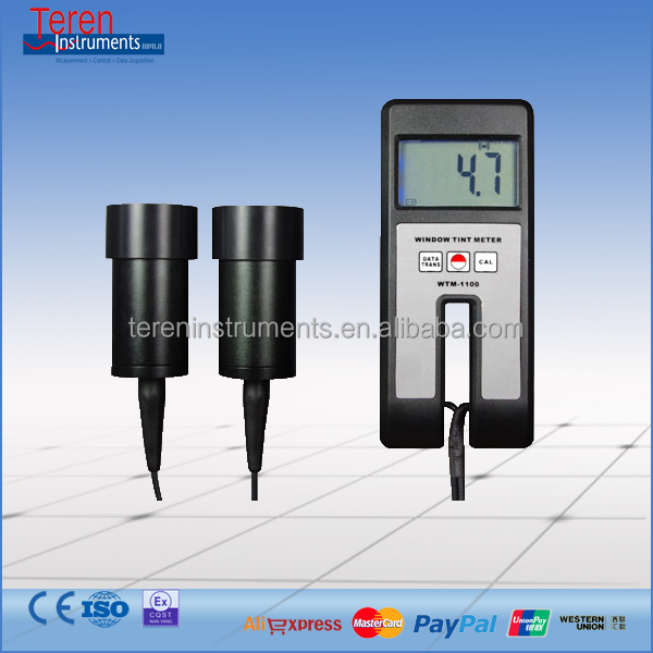 Separate strong packing Window Tint Meter china provider