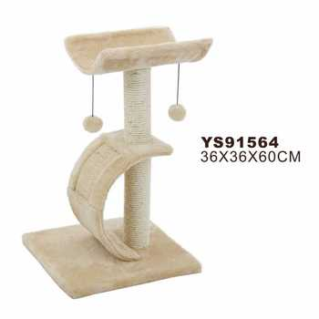 New Product Indoor Cat Tree Scratcher