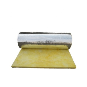 china supplier thermal insulation glass wool ceiling tiles acoustic absorption vapor barrier building materials