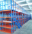 Heavy Loading Capacity Steel Shelving System Bolted Floor Rack Mezzanine