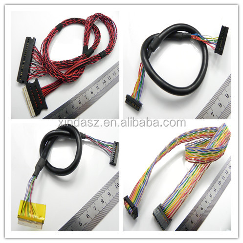 professional custom make jst series connector to radio ... types of harness connector