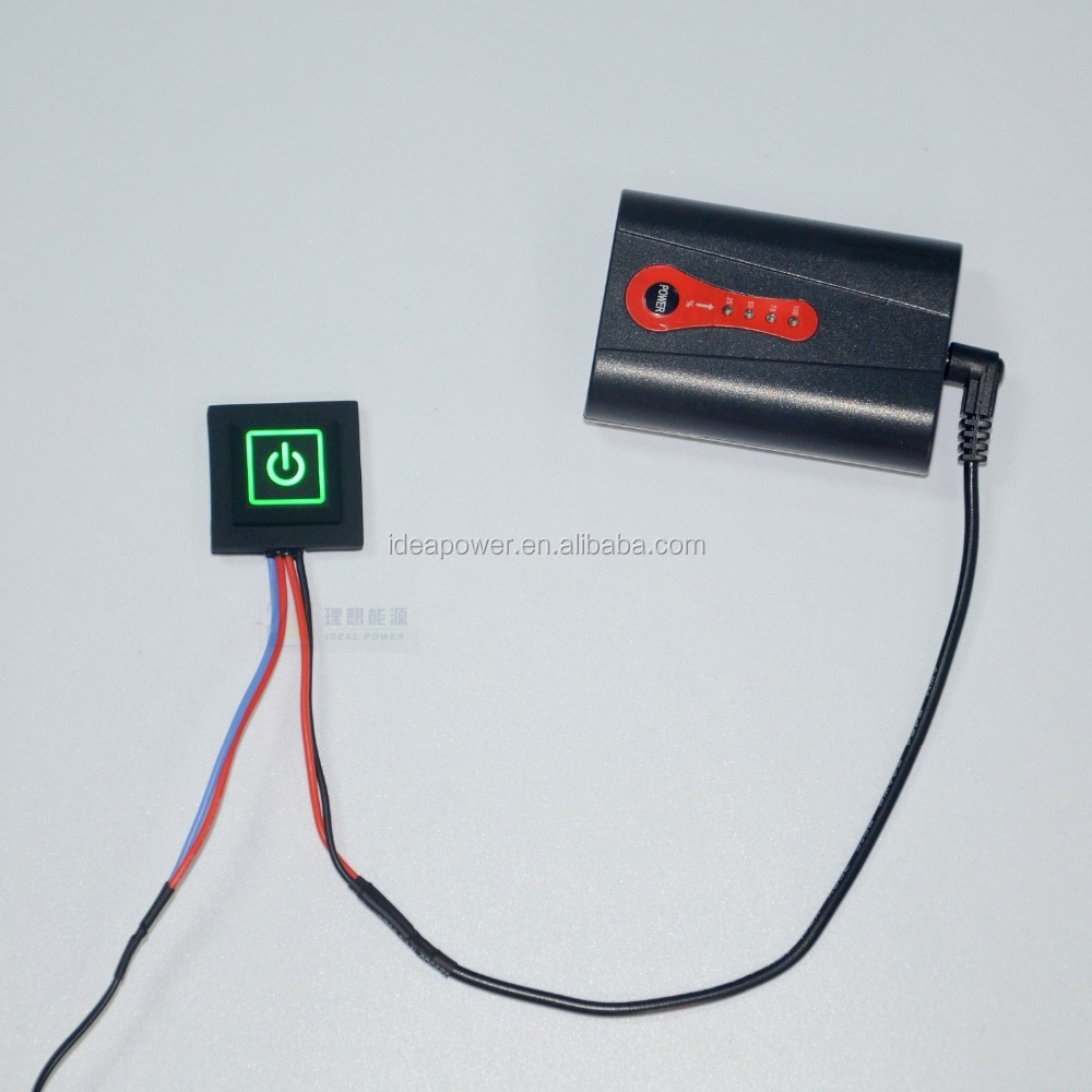 Silicone Led Switch Controller For Heated Jacket Lx Tpc01 Buy Wiring Controllertemperature Jackettemperature
