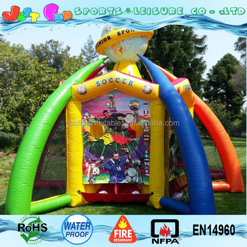 Adults giant inflatable interactive sports games