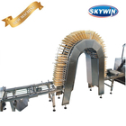 Full Automatic Chocolate Wafer Maker Wafer Production Line Cream Wafer Machinery