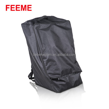 Custom Durable Nylon Gate Check Bag For Safety Car Seats Travel