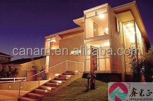 CANAM-Well designed prefabricated duplex house for sale