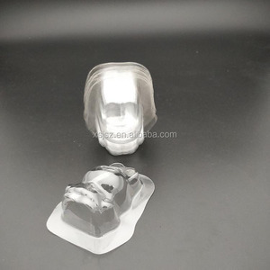 Custom Made Plastic Packing Clear PET Blister Tray For Toy