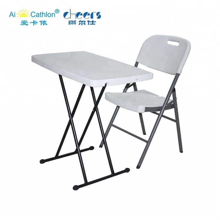Portable Folding Study Table And Chair Set Wholesale Working Adjustable Height Table Buy Folding Table Study Table And Chair Adjustable Height Table Product On Alibaba Com