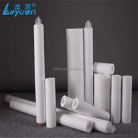 High Quality PP melt blown cartridge taiwan filter technology with OEM size