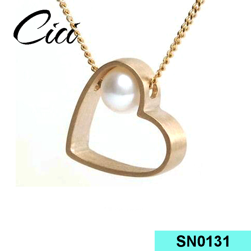 Latest Fashion Designs Girls Simple Ladies Gold Chain Necklace ...