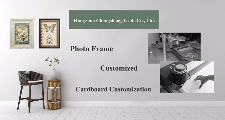 Wooden/Acrylic Decorative Table Photo Frame/Picture Frame
