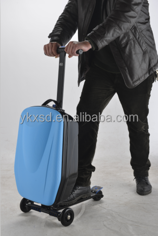 2016 Attractive Scooter Luggage