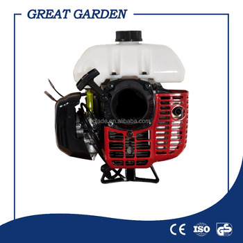 Brush cutter gasoline 2-stroke 1-cylinder engine 33cc float type