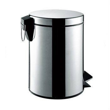 standard size for indoor dustbin 12l office trash cans