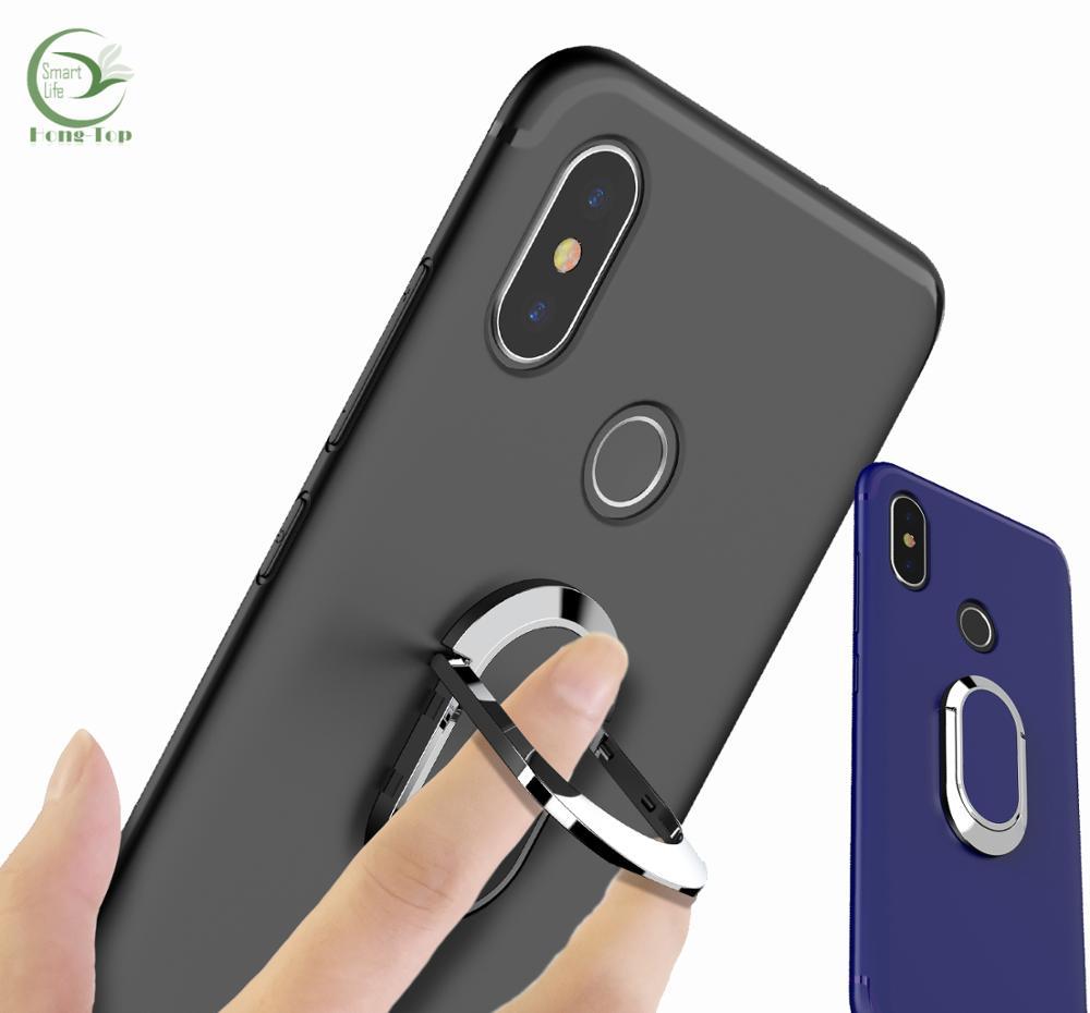 4786e046dee TPU antideslizante de la caja del teléfono celular de la cáscara del  teléfono de metal con