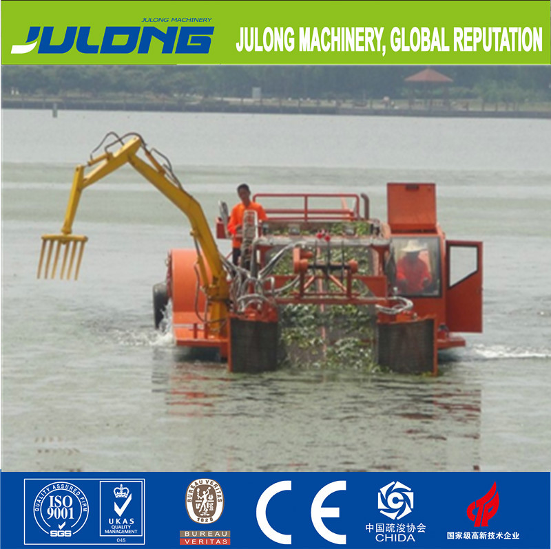 river cleaning machine