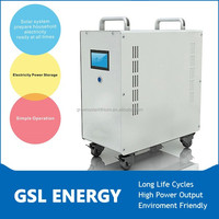 residential off grid 4Kwh solar energy storage battery system