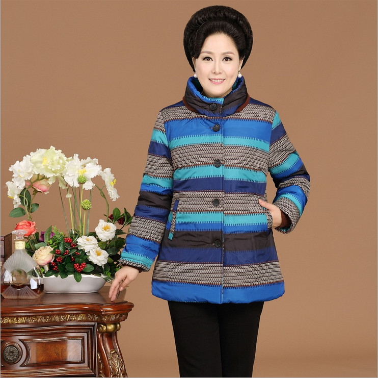 Quilted Jackets Bigsize Woman 110