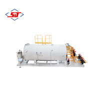 Shengji Supplied High Quality Factory Price Three Phase Separator ASME Stamp Pressure Vessel Made In China