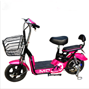 350w lightweight mopeds electric bike moped for lady