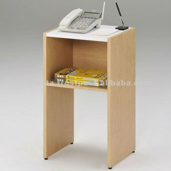 High Quality Japan Supply Wooden Telephone Table for Main Entrance Door Design