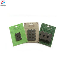 OEM high quality strong round ferrite magnet set
